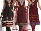 Valentine's Day Red Dresses Collection 2013 In Pakistan 002