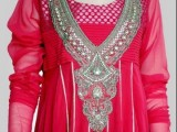 Lovely Valentine Dresses For Girls in Pakistan 2012
