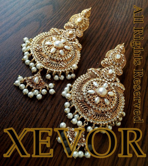 Xevor Wedding Jewellery Collection 2013 For Girls 004
