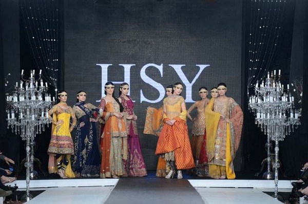 HSY Bridal Dresses 2013 Collection 002