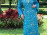 Latest Arabic And Iranian Hijab Designs, Scarves, Abaya Style