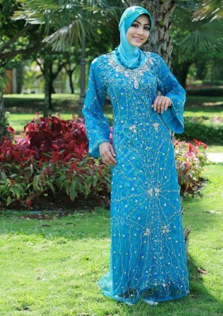 Muslim Girl Abaya Collection