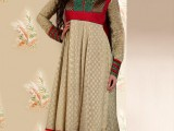 anew style frocks design