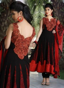 New Umbrella Long Frocks Designs And Styles 2018