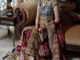 Pakistani Lehenga Designs 2013 0013