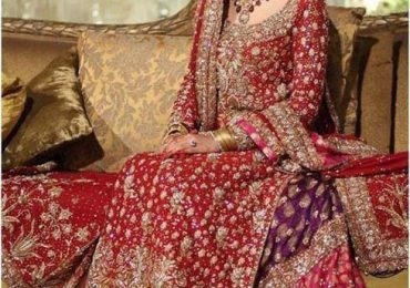 Latest Pakistani Lehenga Designs 2019