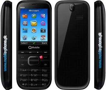 Qmobile M500  Price In Pakistan And Specifications 001