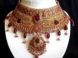 Pakistani bridal jewelry designs 2013