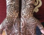 Pakistani Mehndi Designs 2013 for hands pictures