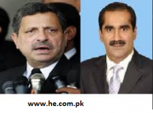 Khawaja Saad Rafique vs Hamid Khan NA 125 Lahore results election 2013