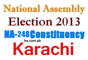Na 248 Karachi results, winners list election 2013