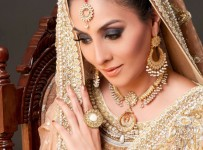 Pakistani bridal jewelry designs 2013