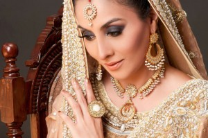 Pakistani bridal jewellery designs 2013