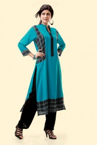 House of Chenab Summer Dresses collection 2015 For Women