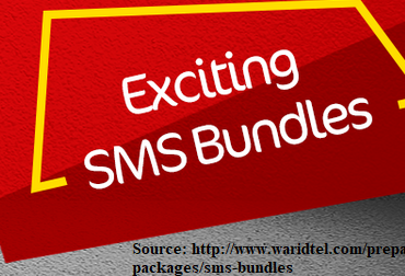 Warid SMS Packages 2019