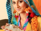 Pakistani bridal Mehndi dresses 2013 pictures for girls