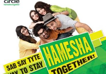 Zong Circle Youth Offer Hamesha Together launched