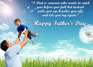 Happy father's day sms message, quotes, wishes, poems