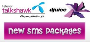 Telenor sms packages monthly, 7 days details in Pakistan