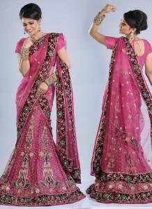 Bridal Lehenga Designs 2014 For Wedding