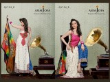 Asim Jofa Charmeuse Silk Eid Collection 2013 for Women