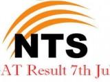 GAT 7th July Test Result 2013