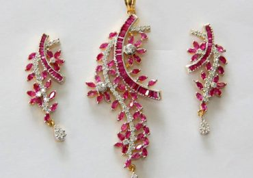 Mariam Sikander Eid Jewellery Collection 2020 for Women and Girls