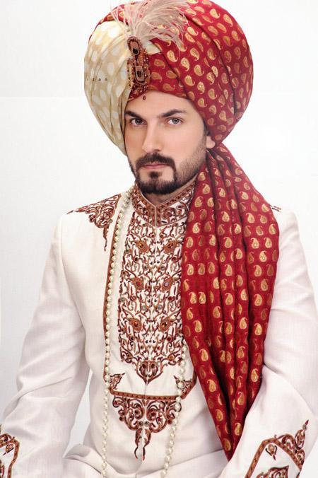 indian wedding turban pagri