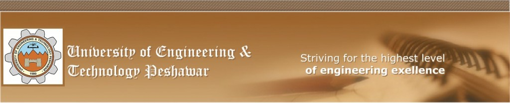 UET Peshawar  merit list 2014