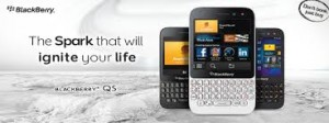 Get discount on BlackBerry Q5 offer by UFONE