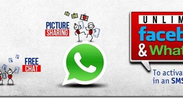 Warid Unlimited Facebook and WhatsApp Bundle Offer