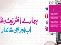 Latest Telenor Talkshawk Internet Bundles offer