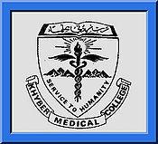Khyber Medical College 1st, 2nd Merit List 2013