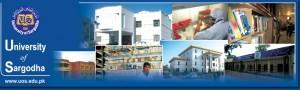 Sargodha University BA, BSC result 2013