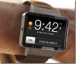 Samsung Smartwatch launched on 4 September 2013