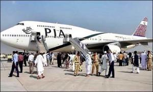 PIA Hajj Flight Schedule 2013 announced