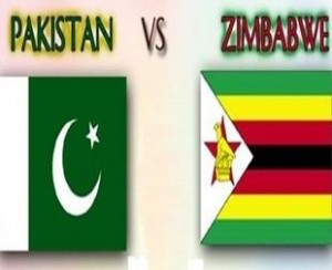 Pakistan vs Zimbabwe 1st t20 Live Match Score 23 August 2013