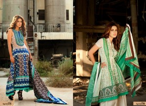 Khaddar Collection 2014 by Shariq Textiles for Women
