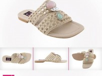 Pink studios EID UL AZHA foot wear collection 2013 for women