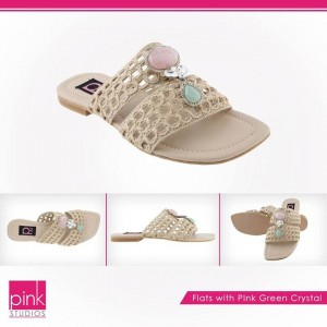 Pink Studios EID UL AZHA Footwear Collection 2013 for Women