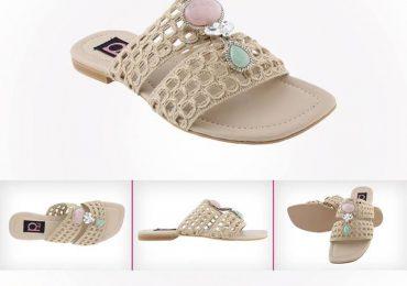Pink studios EID UL AZHA foot wear collection 2013 for women