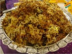 Hyderabadi Biryani by Chef Zubaida Tariq
