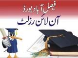 Bise Faisalabad Board ICOM, ICS Part 2 Result 2013 bisefsd.edu.pk
