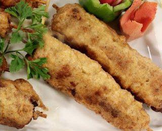 Chicken Sticks by Chef Zubaida Apa