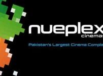 Ticket booking in Nueplex Cinemas Launched in Karachi