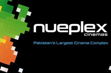 Ticket booking in Nueplex Cinemas Launched in Karachi