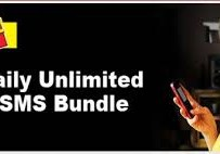 Jazz Daily sms Bundle Packages
