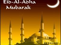 Eid al adha 2013 in Pakistan, Saudi Arabia date