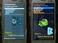 CWM Clockwork Mod Recovery for Q mobile Phones