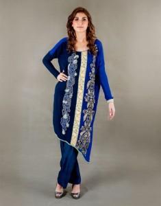 AFH-Ayesha Farook Hashwani Women Winter Dresses